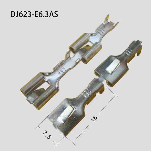 3插簧接线端子,汽车接插件-连接器尽在